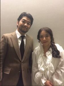 椿姫とお父さん